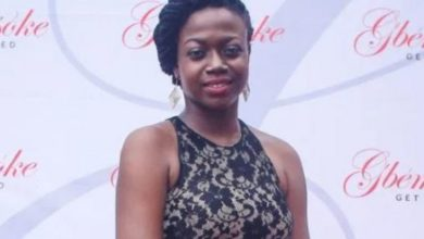 Photo of Phoenix Osinuga, wife of the late singer Nomoreloss is dead