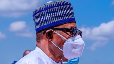 Photo of Buhari arrives Bamako for Peace Mission