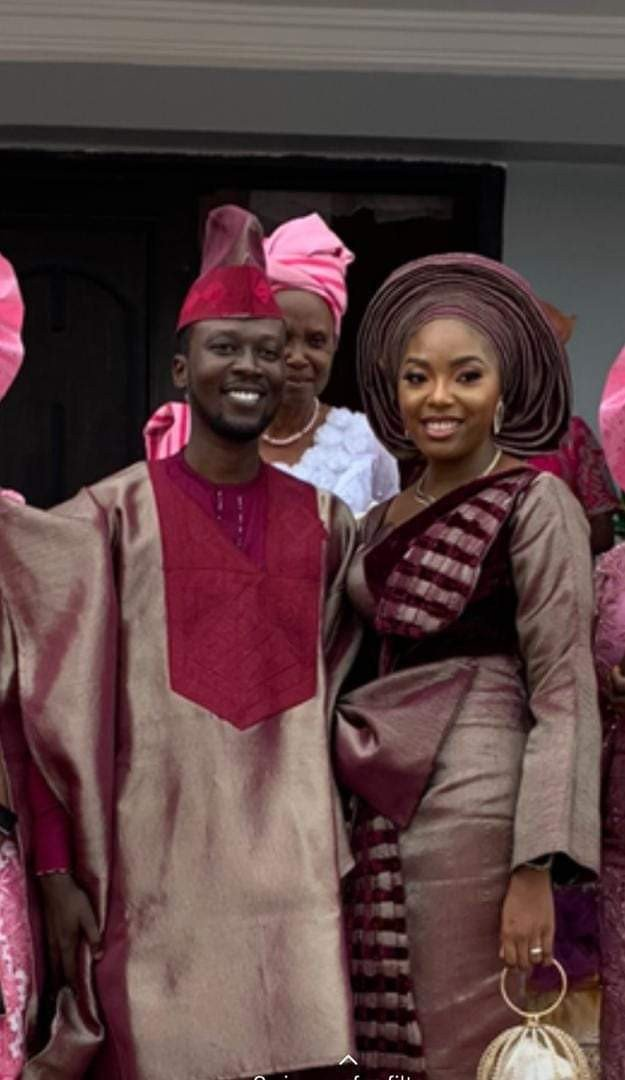 Bishop Oyedepo's daughter gets married (Photos) 13