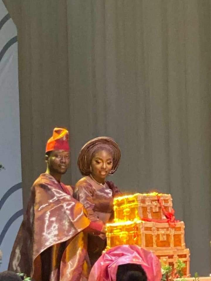 Bishop Oyedepo's daughter gets married (Photos) 12
