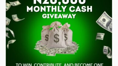 Photo of August Recharge Card Giveaway Update
