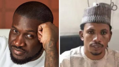 "Photo of Senator Abbo: ""If you are a Nigerian and you are surprised then you are not wise"" – Peter Okoye"