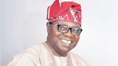 """Photo of """"It is only a foolish old Man that will marry a young Lady"""" – Ebenezer Obey"""