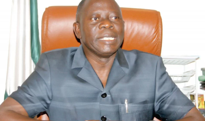 ''In life, you win some, you lose some''- Oshiomole breaks his silence after Edo governorship election 1