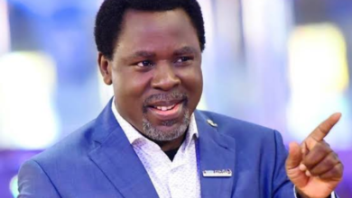 Photo of Covid-19: Organize patients in Isolation centers for us to pray and set them free – TB Joshua tells government
