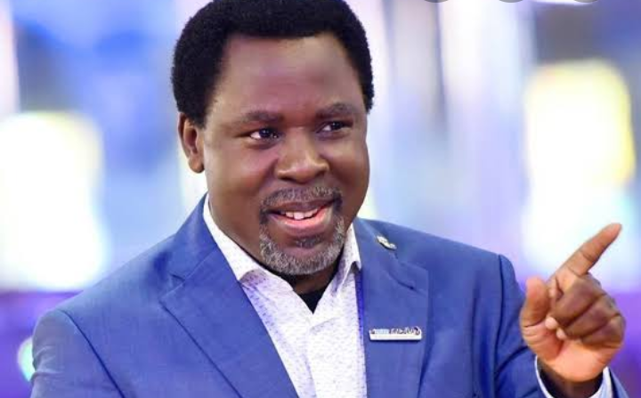 Covid-19: Organize patients in Isolation centers for us to pray and set them free - TB Joshua tells government 1