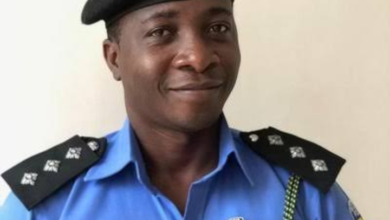 Photo of 45-year-old rescued by Nigerian Police from committing suicide, gives reason