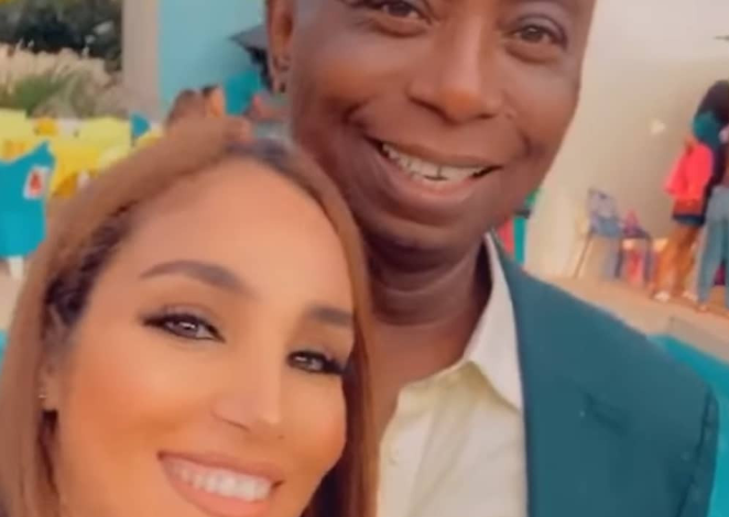 Ned Nwoko and his Moroccan Wife, Laila celebrate their son as he turns three (Photos) 7