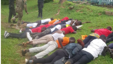 Photo of DSS arrest 40 #RevolutionNow protesters in Abuja