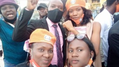Photo of #RevolutionNow: Agba Jalingo, others discharged from police custody by Lagos Court