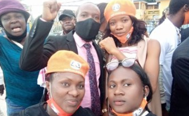#RevolutionNow: Agba Jalingo, others discharged from police custody by Lagos Court 3