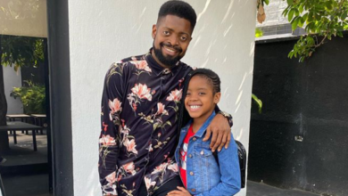Photo of Basketmouth celebrates his daughter, Janelle as she turns 9 today