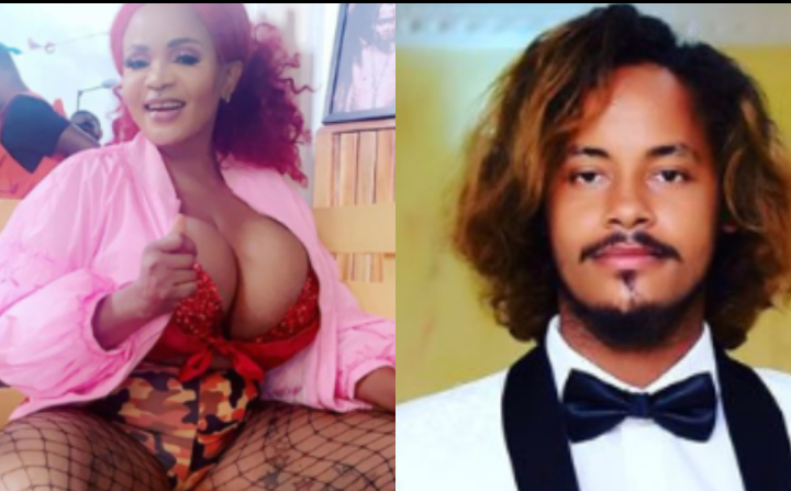Actress, Cossy Ojiakor gets engaged to her Nigerian-German Boyfriend 1