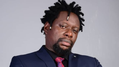 Photo of Comedian, Klint da drunk loses Father