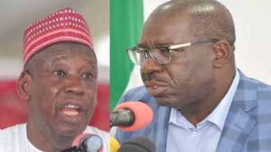 Photo of Edo Election: Clear your baggage first – Obaseki fires back at Ganduje