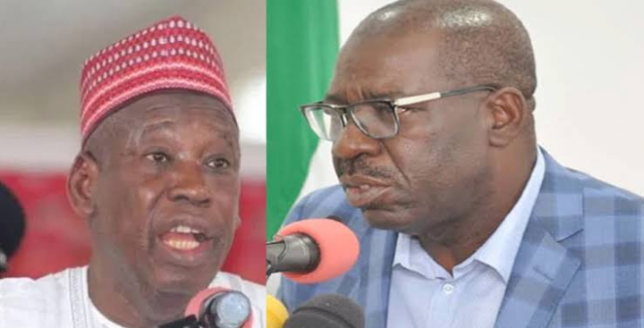 Edo Election: Clear your baggage first - Obaseki fires back at Ganduje 1
