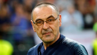 Photo of Champions league: Juventus sack Sarri after loss against Lyon