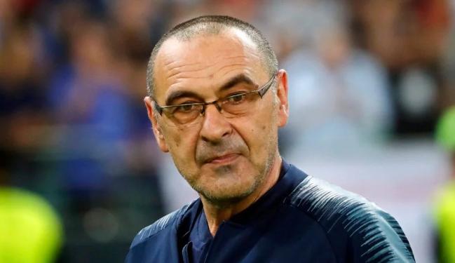 Champions league: Juventus sack Sarri after loss against Lyon 1