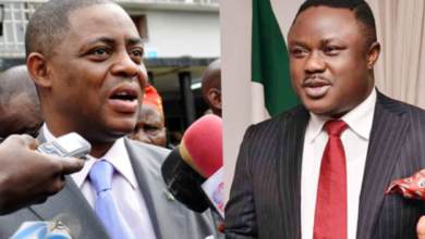 Photo of Fani-kayode threatens to dump PDP alongside Gov Ayade.