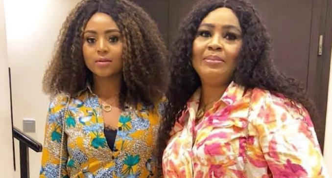 Regina Daniels Mother gets PDP appointment 1