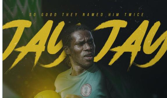 Football World celebrates Jay Jay Okocha at 47 7