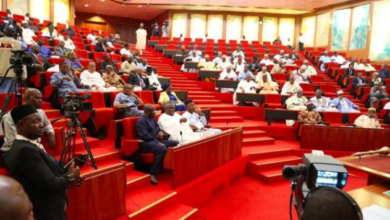 Photo of Senate vows to convince Buhari to sack Service Chiefs