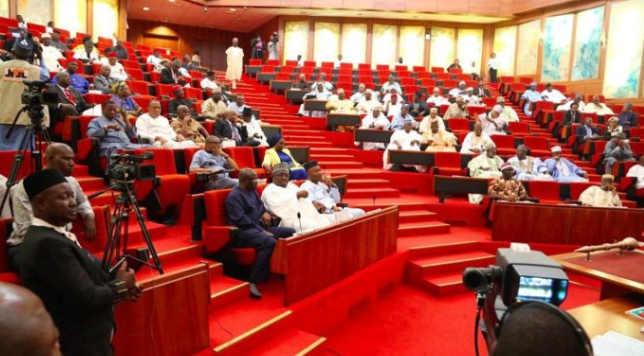Senate vows to convince Buhari to sack Service Chiefs 1