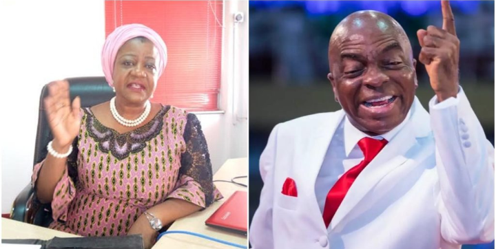CAMA: As long as you live in Nigeria, you will do as told by the law - Buhari's aide replies Oyedepo 1