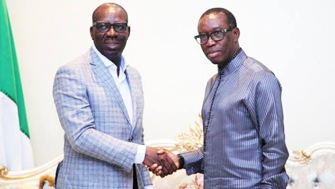 Edo Election: All South-South States must remain under the PDP - Okowa 1