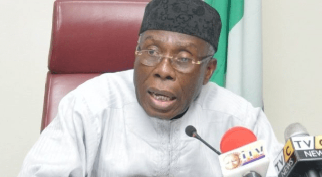 State of Insecurity in the country has never been this worse - Buhari's ex-minister, Audu Ogbeh 1