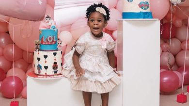 Photo of Singer, Patoranking celebrates daughter as she turns two (Photos)