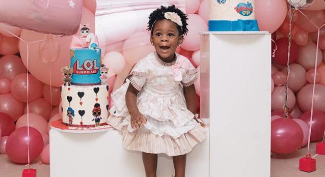 Singer, Patoranking celebrates daughter as she turns two (Photos) 5