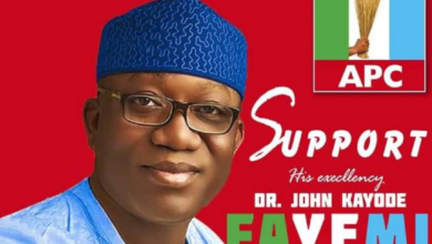 Photo of Ekiti LG chairman gets suspended over unauthorized presidential campaign for Governor Fayemi