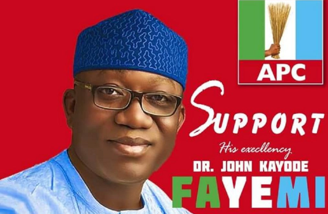 Ekiti LG chairman gets suspended over unauthorized presidential campaign for Governor Fayemi 1