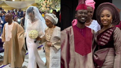 Photo of Bishop Oyedepo's daughter gets married (Photos)