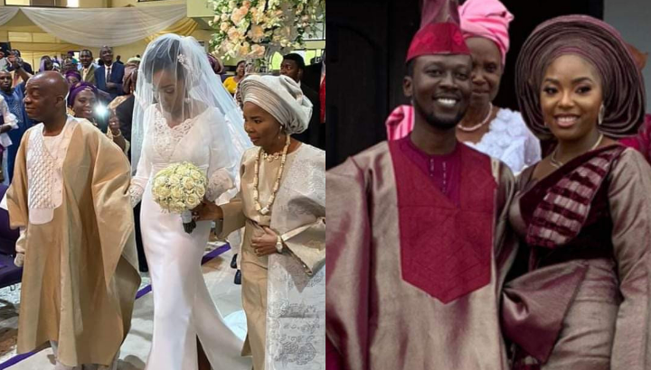 Bishop Oyedepo's daughter gets married (Photos) 9