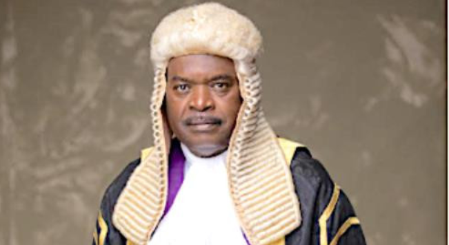 When I see aged lawmakers sleeping at plenary, I feel ashamed - FCT Chief Judge, Bello 1