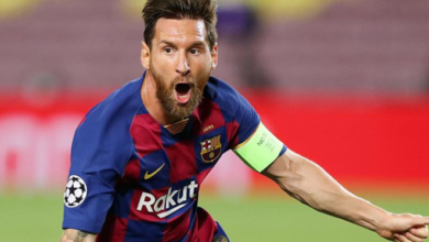 Photo of I will stay in Barcelona to avoid a legal war – Lionel Messi