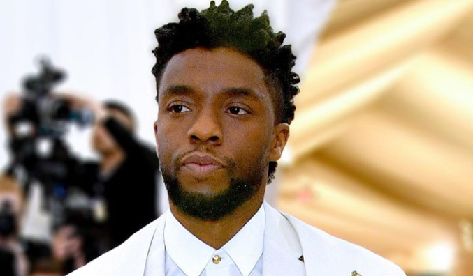 Black panther star, Chadwick Boseman dies at 43 1