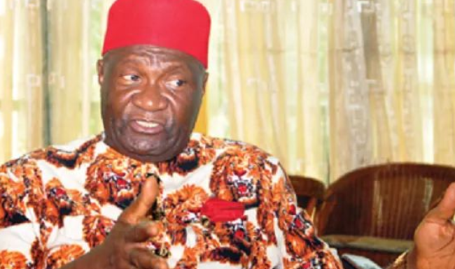 Nigeria will witness a turn around if an Igbo president emerges in 2023 - Ohanaeze 1