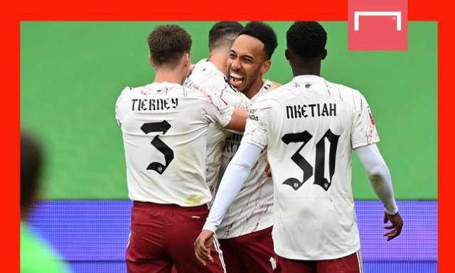 Photo of Arsenal beats Liverpool to win 2020 Community shield