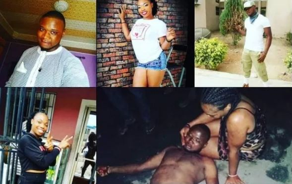 24-yr-old woman allegedly stabs boyfriend to death over cheating in Lagos 1