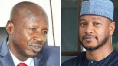 Photo of You concocted lies against me – Dauda Lawal replies Magu