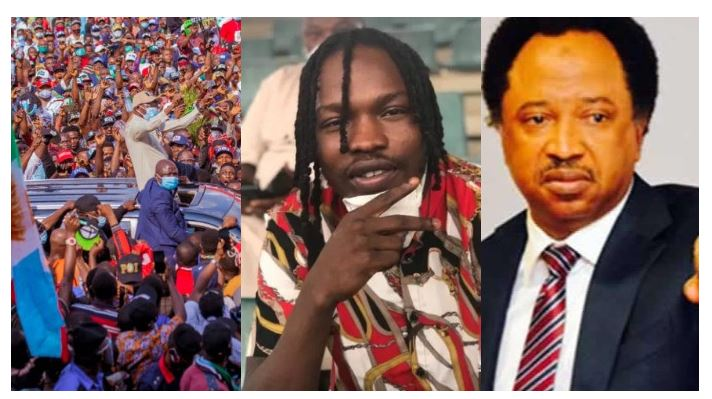 COVID-19: Where is Justice if Naira Marley is in Court while Edo campaign rallies go unchallenged by the law - Shehu Sani 1