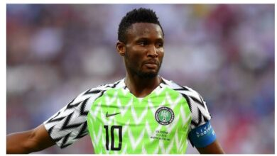 Photo of 33-year-old free agent John Mikel Obi says he could return to England