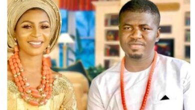 Photo of Fiancé of lady crushed to death in Lagos weeks to their wedding finally speaks