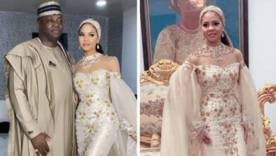 Photo of Photos and videos from the welcome party of billionaire daughter, Adama Indimi and her husband in Kogi