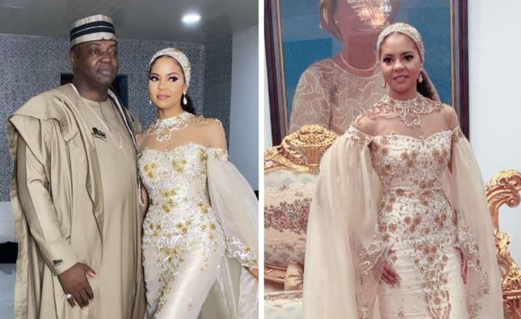 Photos and videos from the welcome party of billionaire daughter, Adama Indimi and her husband in Kogi 1