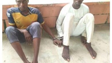 Photo of Two Islamic clerics bag 22 years imprisonment for raping four girls