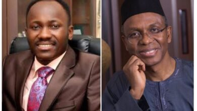 Photo of S/K Killings: Mention leaders requesting brown envelope or keep quiet – Apostle Suleman tells Gov El-Rufai